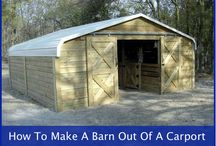 Coops, Barns & Sheds