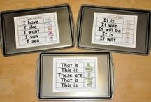 Build it! Read it! Write it! Sentence Builders
