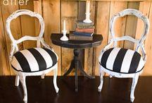 inspiring upholstery / by Shauntelle Hamlett