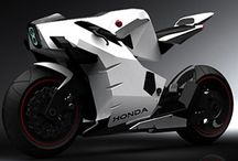 motorcycles HONDA