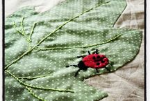 мое лоскутное шитье