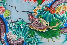 2011.12.15 | Chinese-influenced art / paper cutting, chinese folk art, chinese dragons