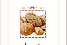 Le pain / Lapbook sur l'histoire du pain, de l'Association Carpe Diem
