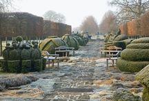 Gardens to visit in Europe