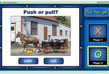 School - Science - Push and Pull