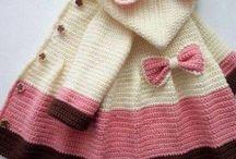 идеи для вязания детям