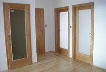 Interiér - dveře, apod.