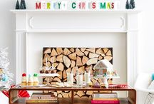Home Decor- Christmas / Decorating the home for the holiday. Ideas for decorating your home