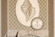 By the Tide Card Ideas / by Laurie Graham: Avon Rep/Stampin' Up! Demo