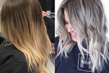 Ash Hair Colours