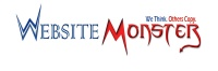 Website Monster / Website Monster aims to serve its customers by endless improvement in everything we do, to leverage power of global insight, maintained healthy relationships with no boundary, and beneficial collaborations, thus enabling our clients to reap higher returns and value through adroit IT applications.