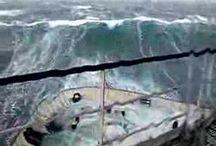 Stormfullt hav