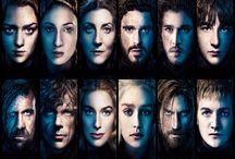 Quadro Decorativo Game Of Thrones Personagens