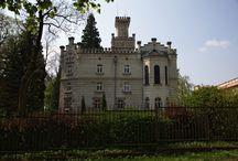 Podzamek - Pałac