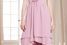 Must-Have Dresses / From casual t-shirt dresses to girls'-night-out LBDs, check out this season's must-have minis, midis and maxis. You'll find new styles, trendy details and inspiration for how to wear them to school, work, play, homecoming, prom, weddings and beyond