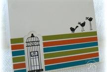 StampinUp-Aviary / by Ilene Byrne