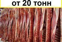 Мясо  опт.