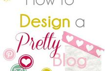 Blogging / Blog Design / Ideas for re-doing my blog design.  What to think about and general blog design tips.  Information on blogging in general.