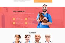 vet page