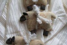 cute sheep / sheep to create