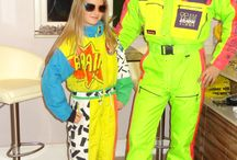 ski suit 80's III. retro ski