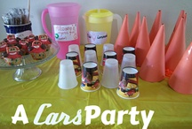 Party Central! / by Laura Falin