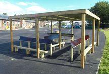 Outdoor Classrooms, Shelters & Pergolas