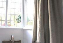 шторы в современной классике