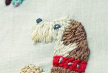 Embroidery, Needlework, Etc. / by Gail Freeman Ford