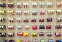 Washi Tape - Shop Display Ideas