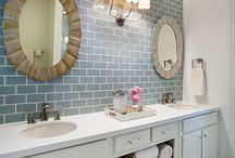 Bathroom Bliss / Bathroom remodeling ideas