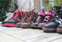 Schoenen / Diversiteit van maatwerk (orthopedische) schoenen,