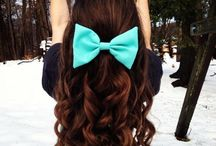 Hairstyle. :]