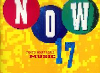 NOW 17 / NOW That's What I Call Music 17 Artists