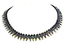 Bead Addiction necklaces