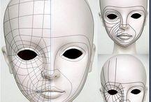 3d modeling topology