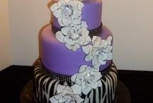 Cute cake  / Zebra