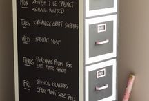 filing cabinets made over