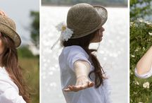 Palarii Handmade / Hats / Palarii accesorizate cu materiale si pietre semipretioase pentru o vara perfecta si stilata. http://www.opusone.ro/Palarii-52