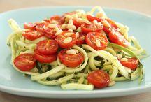 groentespagetti