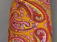 Vintage Cotton Summer Dresses & Gowns / Need a vintage cool cotton dress or gown? You will find them here.