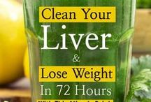 clean liver