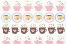 p coffie