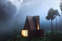 Canada Mountain Cabin