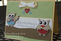 Valentine/Anniversary Cards / by Bonnie Drake