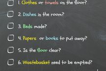 "Chores for Monsters "")"