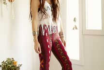 Ropa Hippies