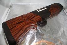 Weapon cake