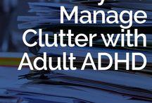 ADHD Tips / by Slap Dash Mom (social media + blogging)