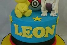 childrens tv and film cakes